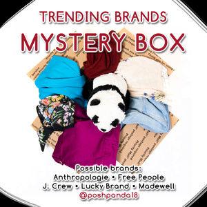 5 for $45 reseller mystery box - trending brands